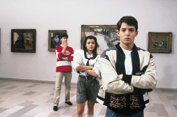 Ferris Buellers Day Off Netflix