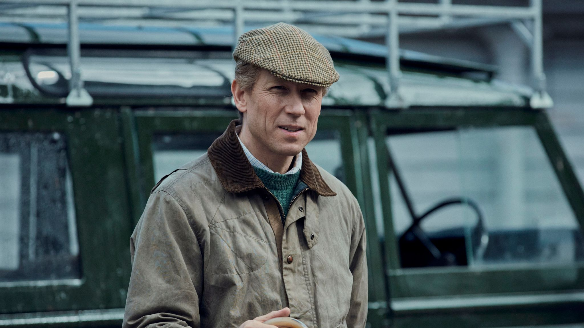 Tobias Menzies played Prince Philip in The Crown. Pic: Netflix/Sophie Mutevelian
