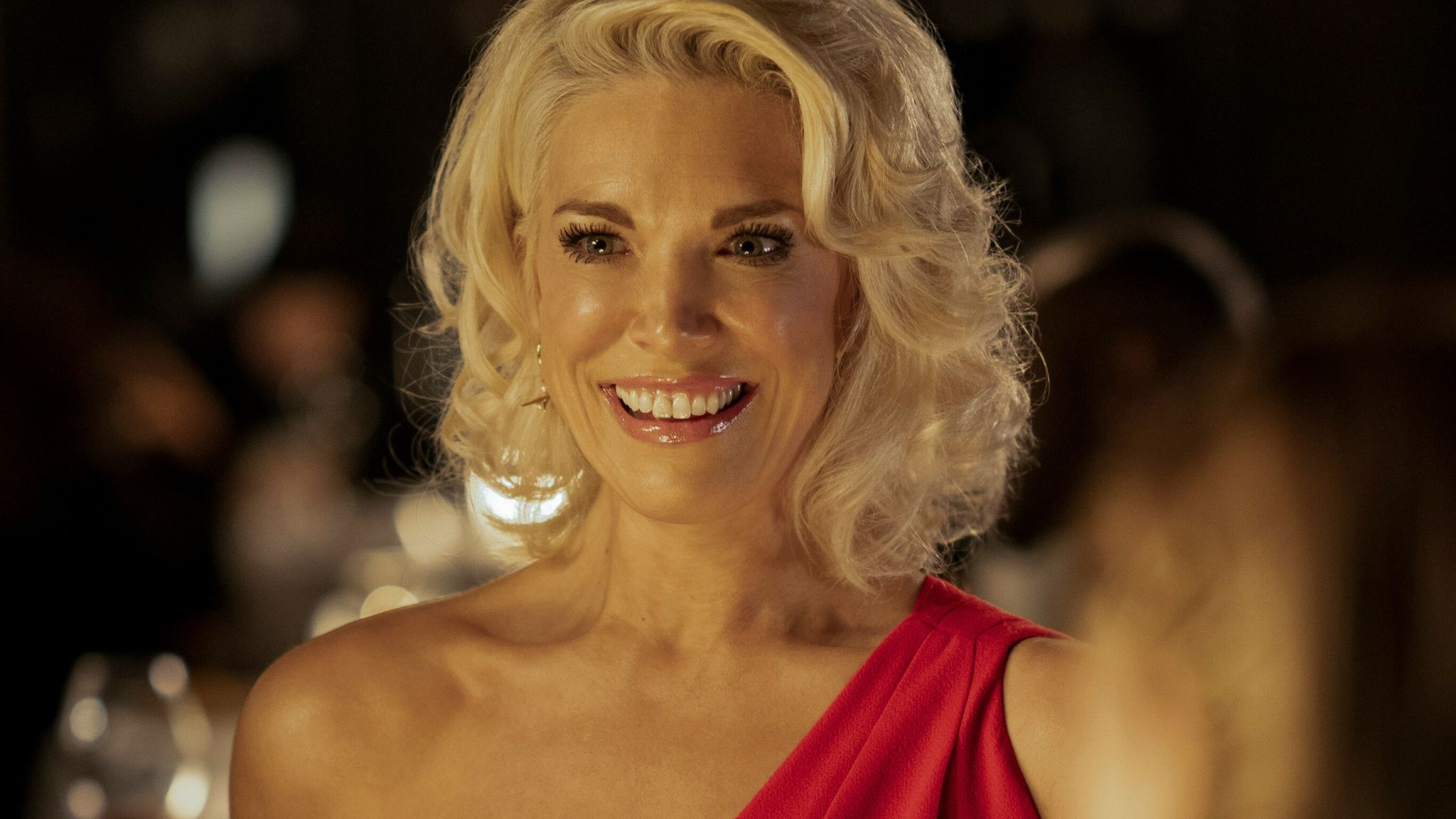Hannah Waddingham in Ted Lasso. Pic: Apple TV+