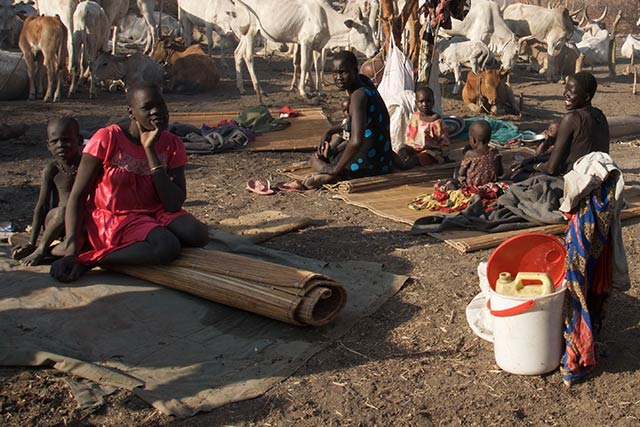 Famine in South Sudan: a joint FAO/UNICEF/WFP statement