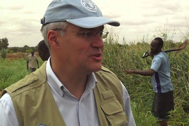 Ebola, food security and FAO's response