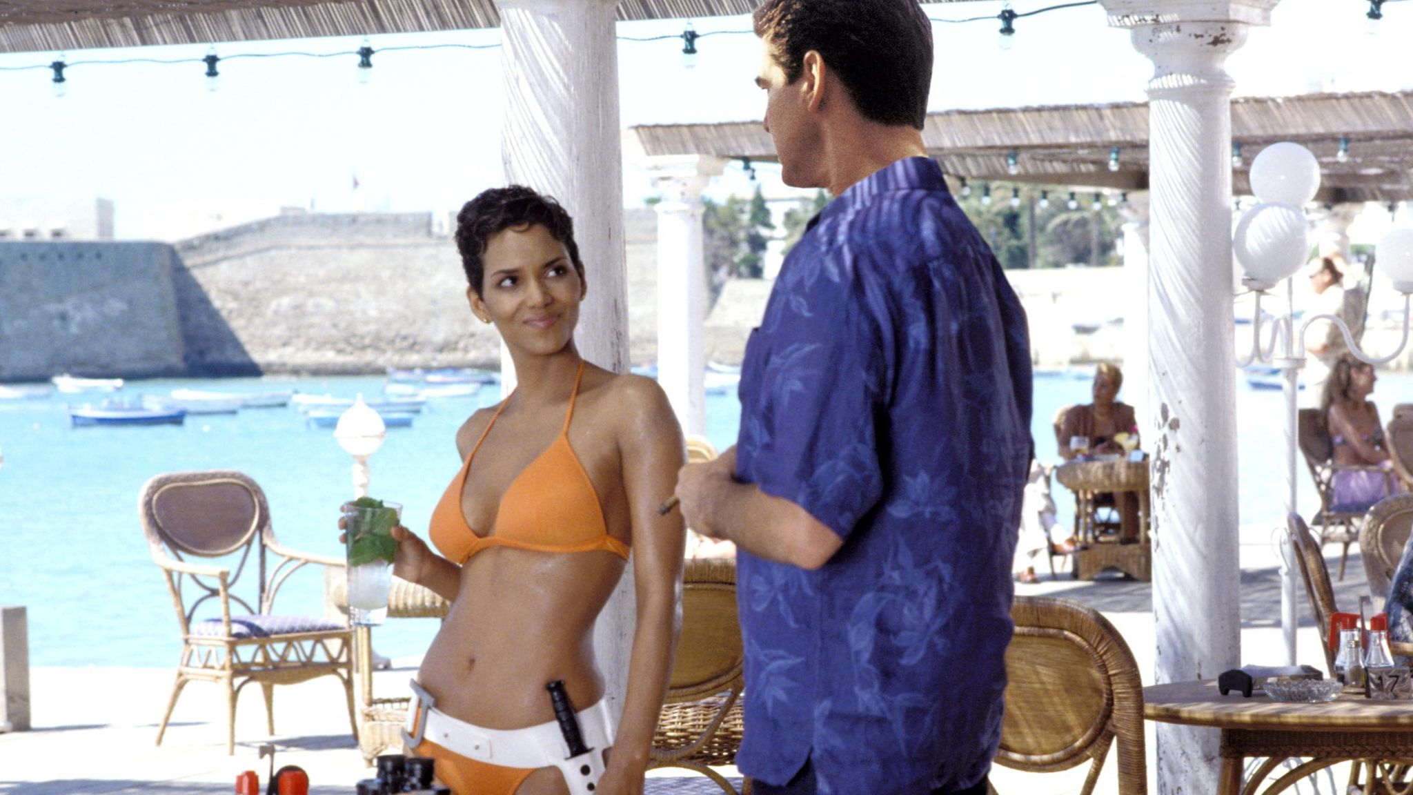 Die Another Day - 2002 Halle Berry, Pierce Brosnan