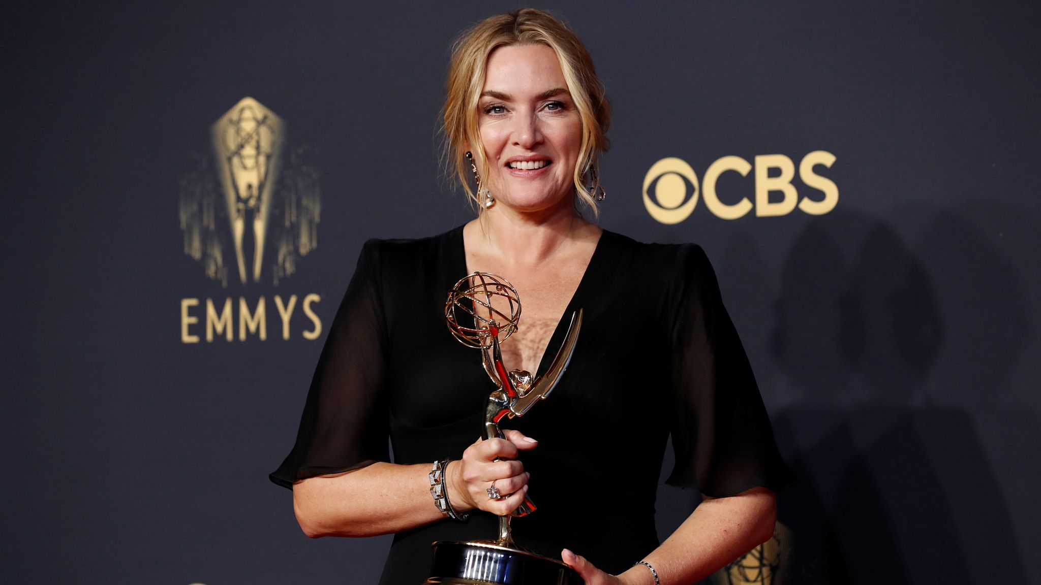 Kate Winslet was named outstanding lead actress in a limited or anthology series or movie, for Mare Of Easttown, at the 2021 Emmy Awards